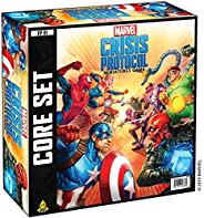 Atomic Mass- Marvel Crisis Protocol Miniatures Game Core Inglés, Color (Fantasy Flight Games CP01EN)