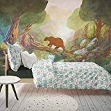 """Senso-Rex. Gravity Blanket for Children with Hedgehog Theme. Used in Down Syndrome and ADHD Treatment, Size: 110x170 cm, Weight: 3kg. Ideal for People between 4.7"""" and 5.3"""" (140-160cm) of Height. Bild 2"""