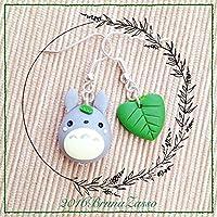 Orecchini Totoro ~ Cute tonarino