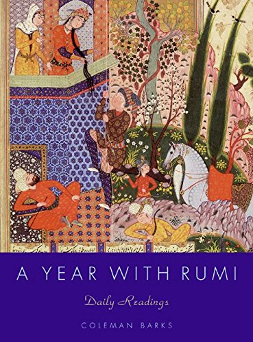 A Year with Rumi: Daily Readings (English Edition)