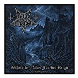 DARK FUNERAL - Where Shadows forever Reign - Patch / Aufnäher