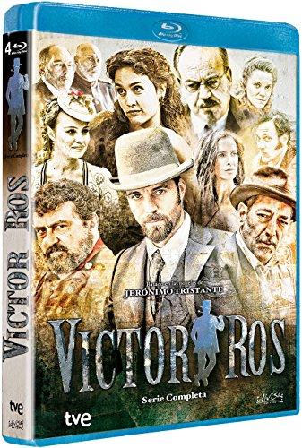 Víctor Ros - Temporadas 1 y 2 [Blu-ray]