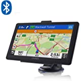 OHREX Sat Nav, 7 inch with Bluetooth Handsfree Calling, GPS Navigation for Cars Trucks Lorries HGV LGV and Motorhomes…