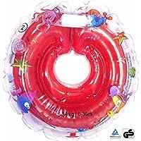Infant Natación Flotador Inflable Anillo de Seguridad Inflable de Piscina Nadar 6-36 Meses (