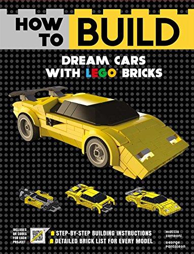 How to Build Dream Cars with LEGO Bricks (George Lego)