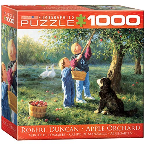 Eurographics Duncan Apple Orchard Puzzle (1000Teile) (Robert Duncan Bilder)