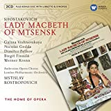 Chostakovitch : Lady Macbeth de Mzensk