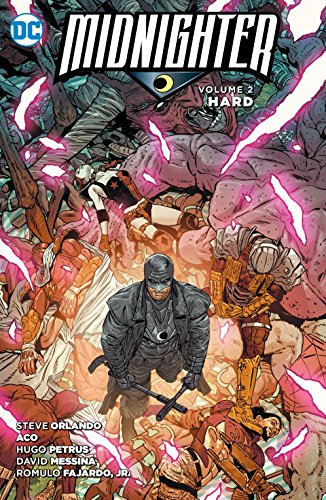 Midnighter Vol. 2 Cover Image