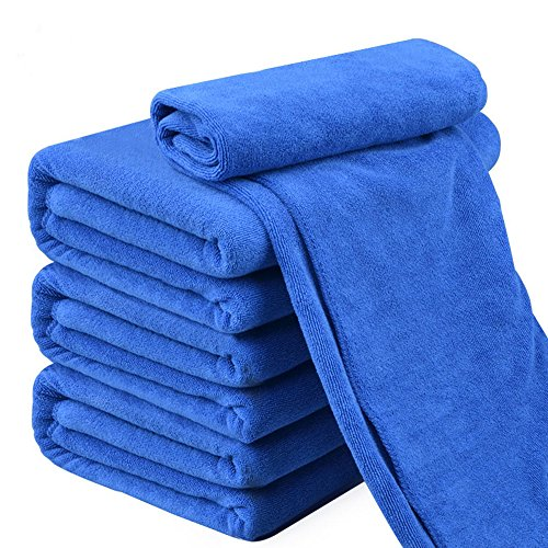 zeltauto-super-absorbent-ultra-thick-auto-detailing-towel-lint-free-soft-car-window-glass-microfiber
