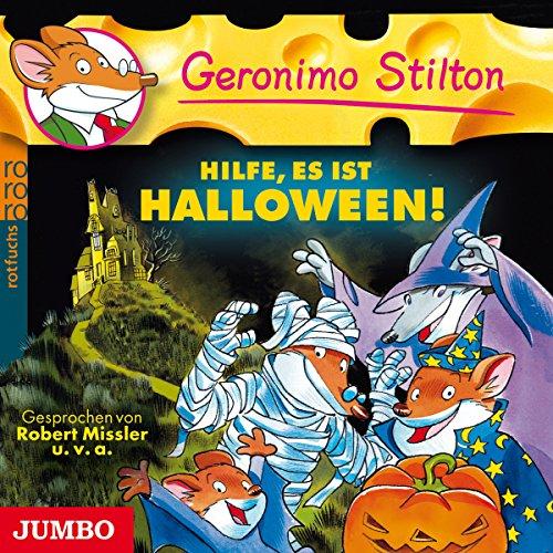 (Hilfe, es ist Halloween! (Geronimo Stilton 9))