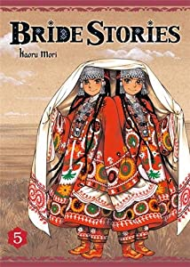 Bride Stories Edition simple Tome 5