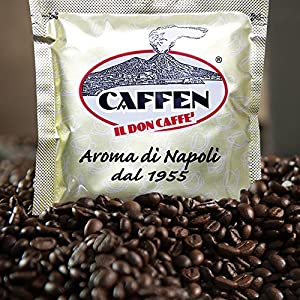 ESE Coffee Pod Espresso 100% Arabica Gold   Roasted in Italy   50 x 44mm