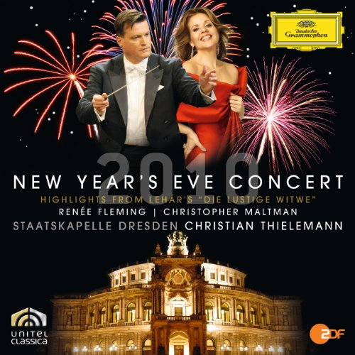New Year's Eve Concert - Highlights From Lehar's ''The Merry Widow''