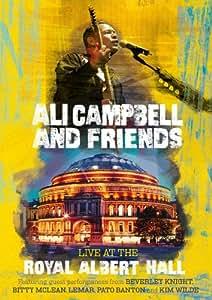 Ali Campbell: Live At The Royal Albert Hall [DVD]