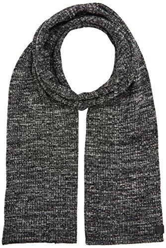 chal Ariffonos, Schwarz (Black 001), One Size (Herstellergröße: STCK) (Orange Schal Für Männer)