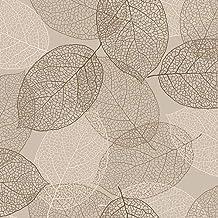 Paquete de 20 servilletas de papel, 3 capas, 33 x 33 cm, hojas