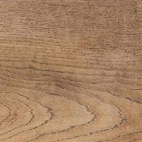 Funky Chunky Furniture 8x4 Chunky Solid Oak Floating Shelf , Smoke Oak , 160cm