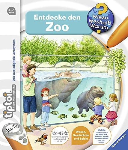 Garten-fries (tiptoi® Entdecke den Zoo (tiptoi® Wieso? Weshalb? Warum?, Band 20))