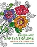 Malbuch für Erwachsene: Zauberhafte G...