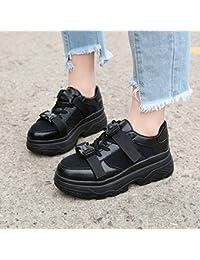 GAOLIM Los Pequeños Zapatos Blancos Zapatos Deportivos Femeninos Calzados Femeninos Gruesa En La Primavera