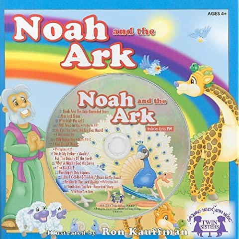 Noah and the Ark (Read and Sing-Along Books and Music CDs) (Twin Sisters Productions: Growing Minds with Music) by Kim Miltzo Thompson (2010-01-15)