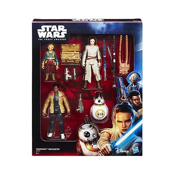 Star Wars B6815, Set El Despertar de la Fuerza, Encuentro en Takodana 2