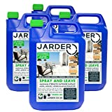 4 x 5 Litre Concentrate Jarder Spray & Leave Cleaner - Patio Fencing Decking - Moss Mould & Algae Killer