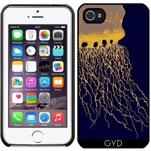 Custodia in silicone per Iphone 7 / Iphone 8 - Medusa by hera56 Plastica rigida