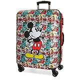 Disney Posters Koffer, 69 cm, 75 liters, Mehrfarbig (Multicolor)
