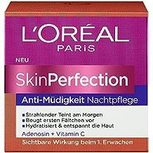 L'Oreal Paris Gesichtscreme SkinPerfection Anti-Müdigkeit Gesichtspflege Nacht 50ml