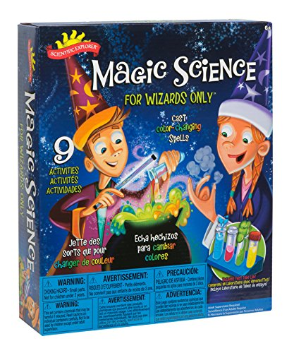 Preisvergleich Produktbild Slinky Scientific Explorers Magic Science Kit,  andere,  mehrfarbig