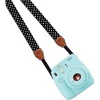 Katia Camera Shoulder Neck Strap Belt for Fujifilm Instax Mini 25/ Mini 8/ Mini 90 Instant Camera, Polaroid…
