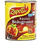 Zapetti Ravioli Bolognaise La Boîte 800 g