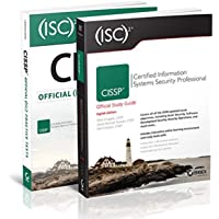 ISC2 CISSP Certified Information Systems Security Professional Official Study Guide 8th Ed. + ISC2 CISSP Certified…