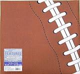 Darice 12–5006Fußball Mottoparty Scrapbook, 12von 12Zoll
