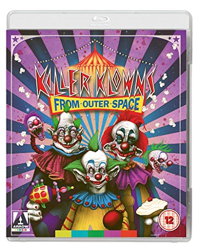Killer Klowns From Outer Space [Blu-ray] [UK Import]