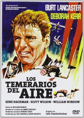 Los Temerarios Del Aire (Import Dvd) (2013) Burt Lancaster, Deborah Kerr, Gene...