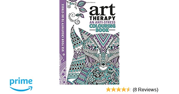The Art Therapy Colouring Book Amazonde Richard Merritt Hannah Davies Cindy Wilde Fremdsprachige Bucher