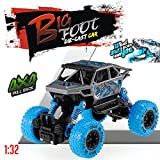 #8: US1984 1:36 4WD Rally Cars Crawler Off Road Race Monster Truck, Metal Car, Big Rubber Tires, Metal Suspension (Multi Color)