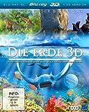 Die Erde 3D (Die Azoren 3D + Faszination Korallenriff 3D + Wildlife Südafrika 3D) [3D Blu-ray] [Collector's Edition]