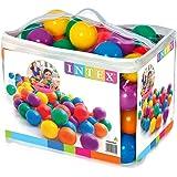 Intex Fun Ballz - Kunststoffbälle - 100 Stück - Ø 8 cm