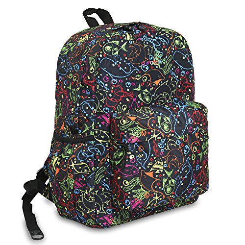 j-world-new-york-daypack-doodle-schwarz-jw-100