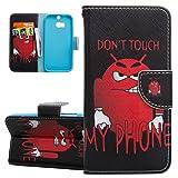 Hülle für HTC One M8S, Tasche für HTC One M8, Case Cover