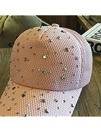 KYXXLD Gorra de béisbol Son permeables al Aire Exterior Sombrero para el  Sol Sombrero Protector Solar 5934f498c98