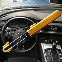 TierXXL Twin Bar Lock Auto Diebstahlsicherung Lenkradkralle Absperrstange (SWTBL)