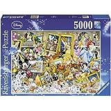 Ravensburger - 17432 - Puzzle Mickey L'Artiste 5000 Pièces