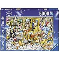 Ravensburger Disney Multicha, 5000pc Jigsaw puzzle