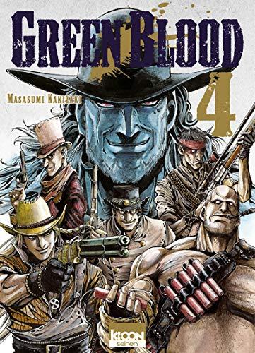 Green Blood Vol.4
