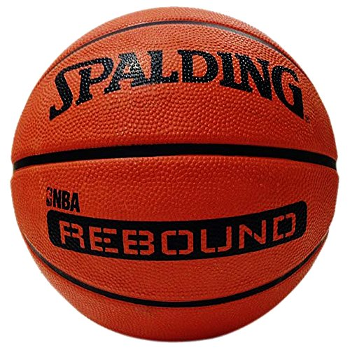 Spalding NBA Rebound Basketball, Size 7 (Brick)  available at amazon for Rs.690