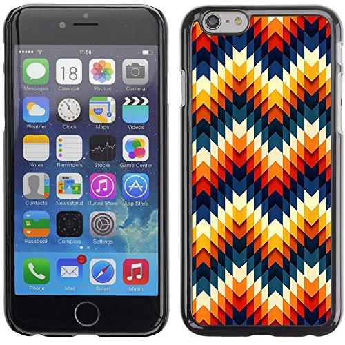 Graphic4You GLITCHY Muster Harte Hülle Case Tasche Schutzhülle für Apple iPhone 6 Plus / 6S Plus Design #7